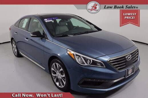 2015_Hyundai_SONATA_2.0T Limited_ Salt Lake City UT