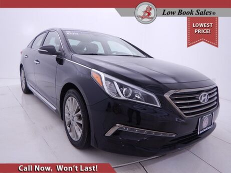 2015_Hyundai_SONATA_2.4L Limited_ Salt Lake City UT