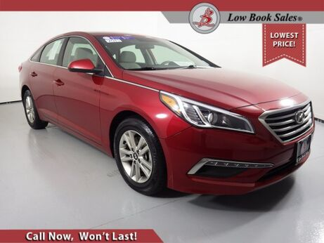 2015_Hyundai_SONATA_2.4L SE_ Salt Lake City UT