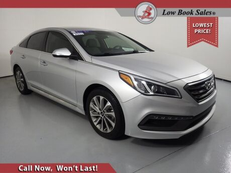 2015 Hyundai SONATA 2.4L Sport Salt Lake City UT