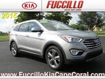 2015 Hyundai Santa Fe FWD 4dr Limited w/Saddle Int