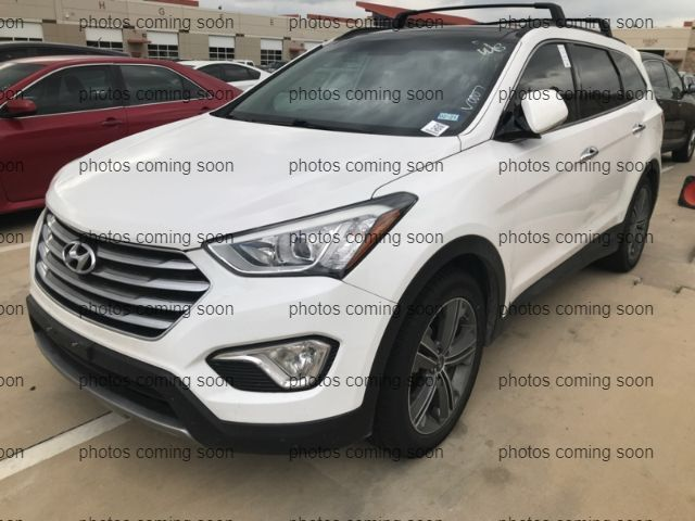 2015 Hyundai Santa Fe Limited FWD Dallas TX