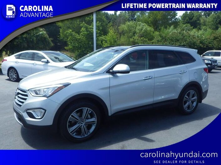 2015 Hyundai Santa Fe Limited High Point NC