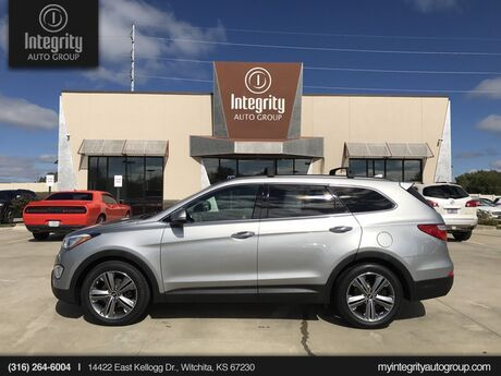 2015 Hyundai Santa Fe Limited Wichita KS