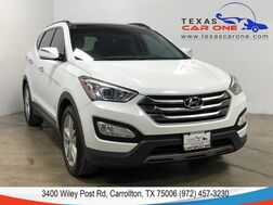2015_Hyundai_Santa Fe_SPORT 2.0T ULTIMATE PKG NAVIGATION BLIND SPOT ASSIST INFINITI LOGIC 7 PANORAMA_ Carrollton TX
