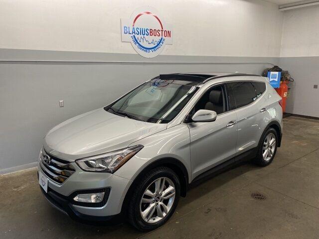 2015 Hyundai Santa Fe Sport 2.0L Turbo Holliston MA
