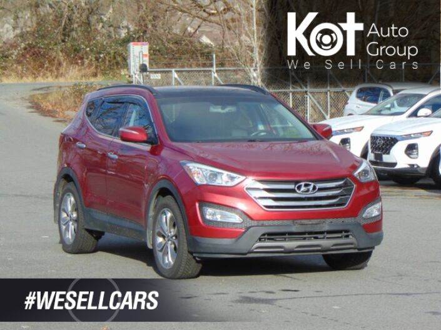 2015 Hyundai Santa Fe Sport AWD 4dr 2.0T SE Kelowna BC