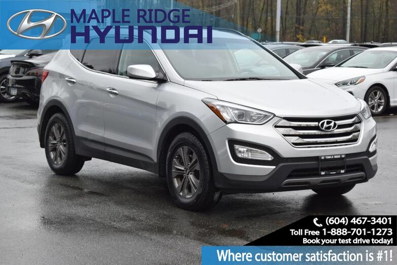 2015 Hyundai Santa Fe Sport AWD, Turbo, Alloy Wheels, Power Group, Bluetooth Maple Ridge BC