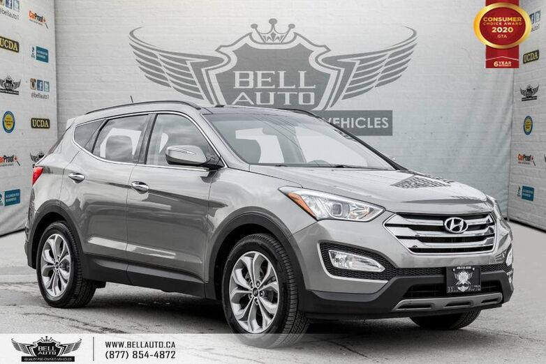 2015 Hyundai Santa Fe Sport Limited, AWD, NO ACCIDENT, NAVI, BACK-UP CAM, PANO ROOF Toronto ON