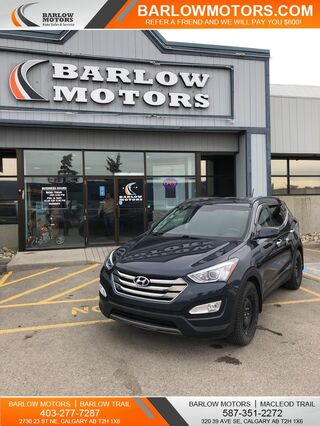 2015_Hyundai_Santa Fe Sport_Premium AWD ONE OWNER NO ACCIDENTS_ Calgary AB