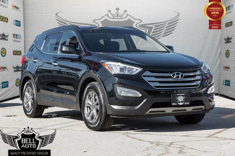 2015 Hyundai Santa Fe Sport Premium, DVD PLAYER, HEATED SEATS, BLUETOOTH