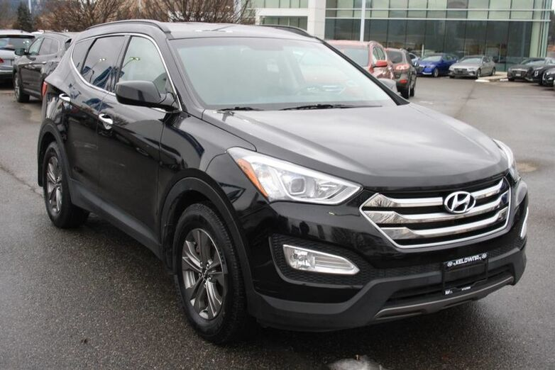 2015 Hyundai Santa Fe Sport Premium One owner, No accident. Penticton BC