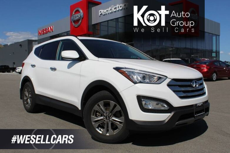 2015 Hyundai Santa Fe Sport Premium, Sunroof, One Owner, No Accidents Kelowna BC