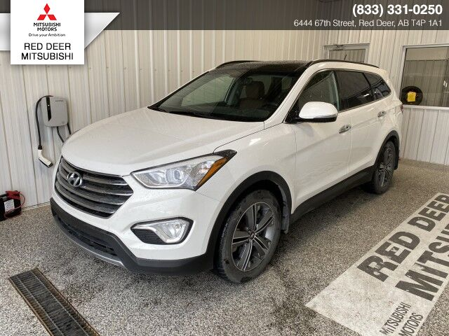 2015 Hyundai Santa Fe XL Limited Red Deer County AB