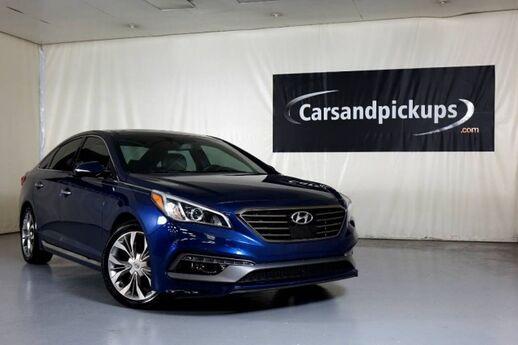 2015 Hyundai Sonata 2.0T Limited Dallas TX