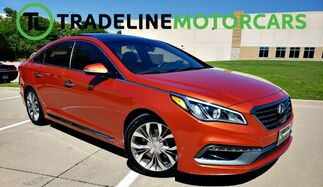 2015_Hyundai_Sonata_2.0T Sport BLUETOOTH, REAR VIEW CAMERA, LEATHER, AND MUCH MORE!!!_ CARROLLTON TX