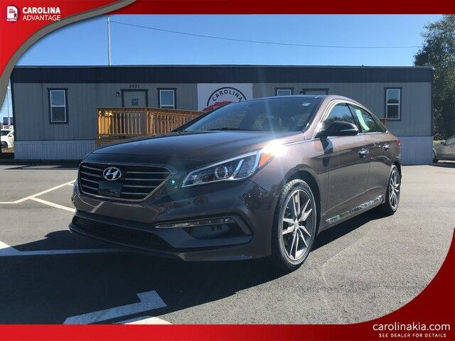 2015 Hyundai Sonata 2.0T Sport High Point NC