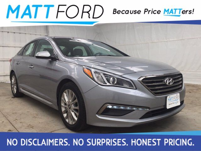 2015 Hyundai Sonata 2.4L Limited Kansas City MO