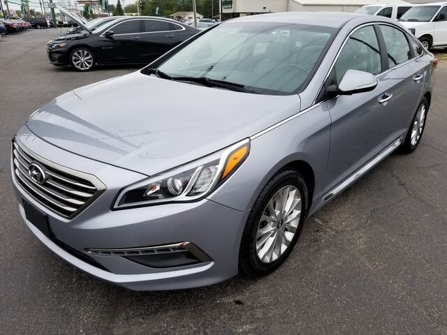 2015 Hyundai Sonata 2.4L Limited Fort Wayne Auburn and Kendallville IN