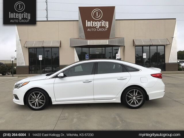 2015 Hyundai Sonata 2.4L Limited Wichita KS