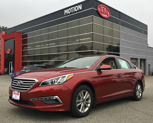 2015 Hyundai Sonata 2.4L SE Hackettstown NJ