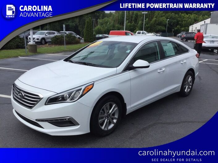 2015 Hyundai Sonata 2.4L SE High Point NC