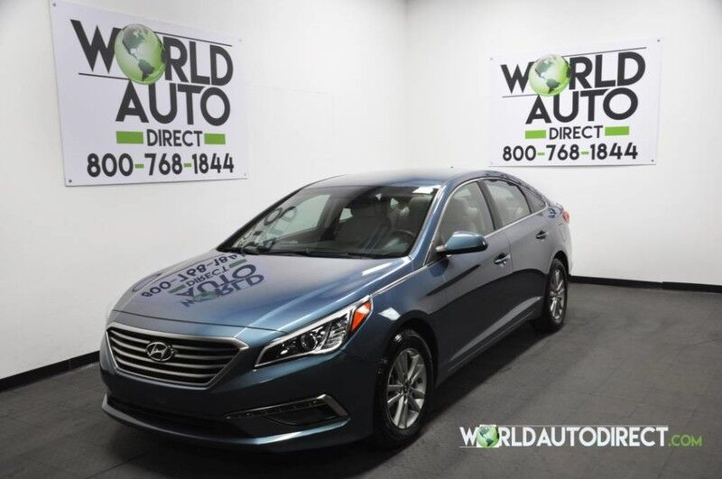 2015_Hyundai_Sonata_2.4L SE_ Houston TX