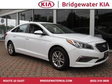 2015_Hyundai_Sonata_2.4L SE Sedan, Remote Keyless Entry, Touch-Screed Audio Display, Rear-View Camera, Bluetooth Connectivity, 16-Inch Alloy Wheels,_ Bridgewater NJ