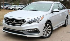 2015_Hyundai_Sonata_2.4L Sport - w/ BACK UP CAMERA & LEATHER SEATS_ Lilburn GA