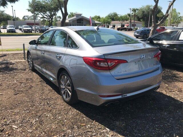 2015 Hyundai Sonata 2.4L Sport Gainesville FL