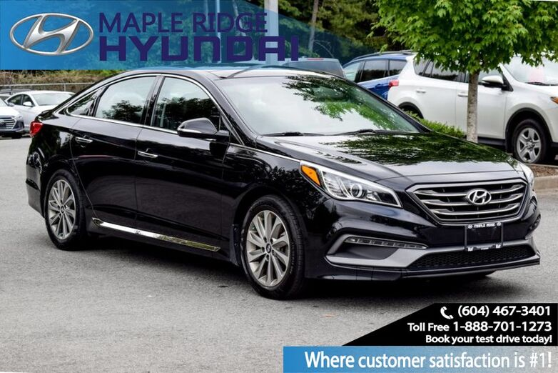 2015 Hyundai Sonata 2.4L Sport Maple Ridge BC