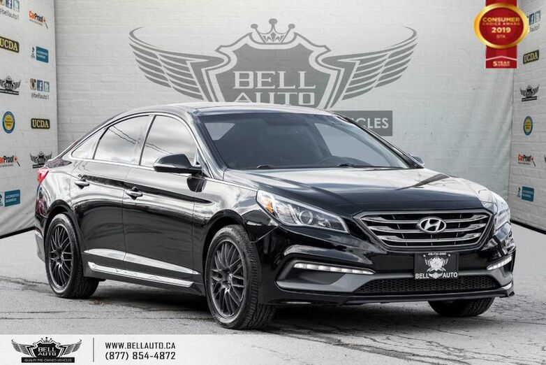 2015 Hyundai Sonata 2.4L Sport Tech, NO ACCIDENT, NAVI, REAR CAM, B.SPOT, PANO ROOF Toronto ON