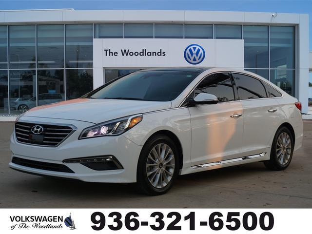 2015 Hyundai Sonata 4D Sedan 2.4 The Woodlands TX