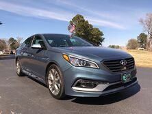 Hyundai Sonata 4d Sedan Limited 2.0T 2015