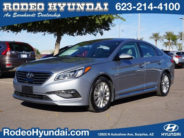 2015 Hyundai Sonata 4d Sedan Limited Surprise AZ