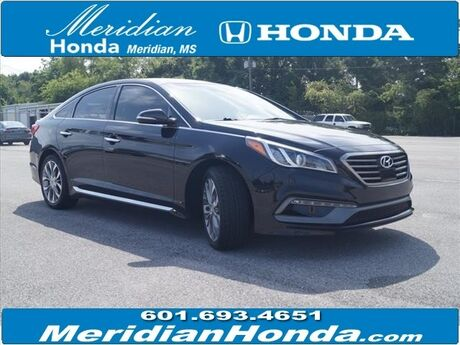 2015 Hyundai Sonata 4dr Sdn 2.0T Limited w/Gray Accents Meridian MS