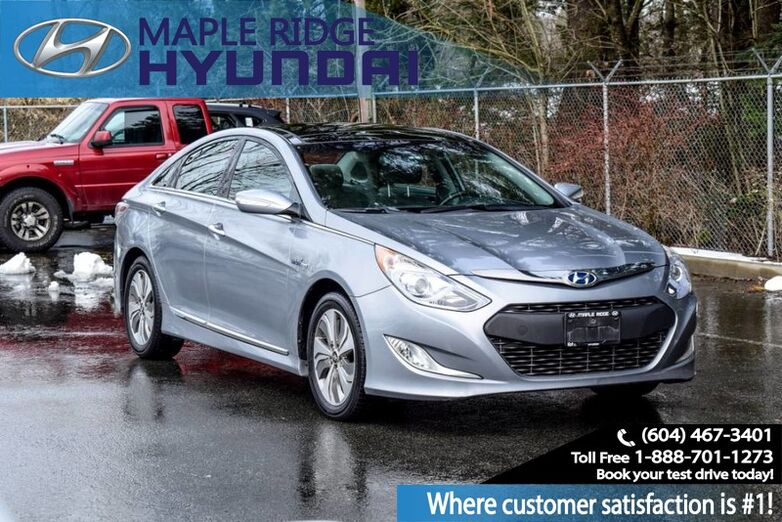 2015 Hyundai Sonata Hybrid 4dr Sdn Limited Maple Ridge BC