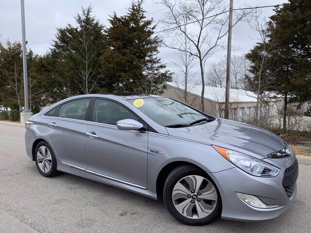 2015 Hyundai Sonata Hybrid Limited Bloomington IN