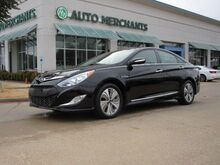 2015_Hyundai_Sonata Hybrid_NAVIGATION, LEATHER SEATS, PANORAMIC SUNROOF, BACK-UP CAMERA, HEATED SEATS, BLUETOOTH CONNECTION_ Plano TX