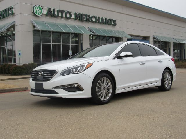2015 Hyundai Sonata LIMITED ***Ultimate Package***  2.4L 4CYL AUTOMATIC , LEATHER SEATS, BLUETOOTH CONNECTION NAVIGATION Plano TX