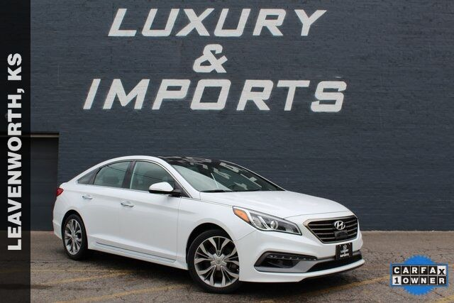2015 Hyundai Sonata Limited 2.0T Leavenworth KS