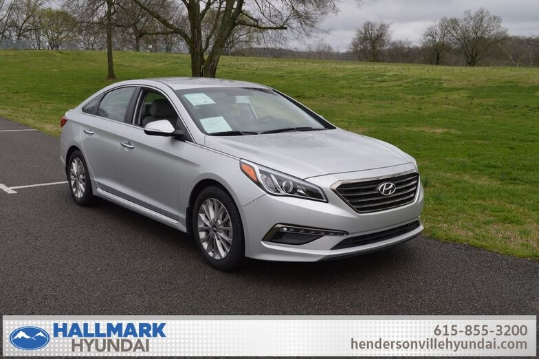 2015 Hyundai Sonata Limited Franklin TN