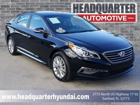 2015_Hyundai_Sonata_Limited_ Orlando FL