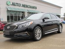2015_Hyundai_Sonata_Limited Tech Package, Sun/Moonroof, Leather, Back-Up Camera, Blind Spot Monitor, Bluetooth Connect_ Plano TX