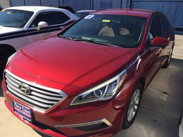 2015 Hyundai Sonata SE Austin TX