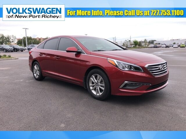 2015 Hyundai Sonata SE New Port Richey FL