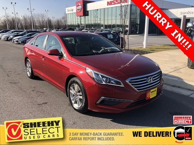 2015 Hyundai Sonata SE White Marsh MD