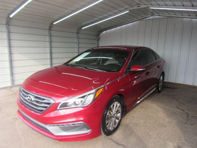 2015 Hyundai Sonata Sport Dallas TX