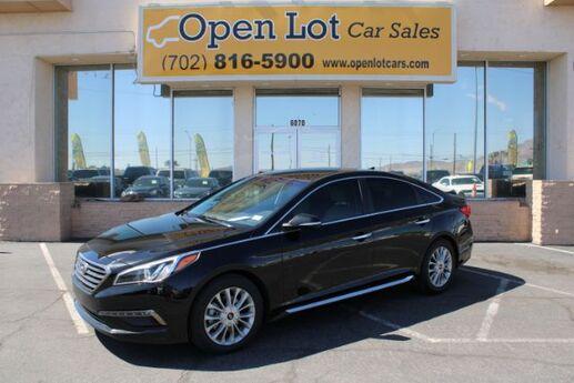 2015 Hyundai Sonata Sport Las Vegas NV