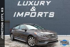 2015_Hyundai_Sonata_Sport_ Leavenworth KS